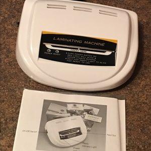 Other - Miniature Sized Laminating Machine